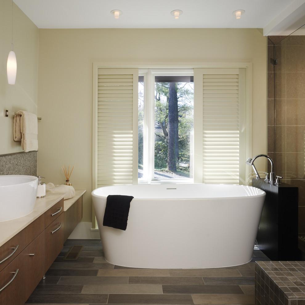 Center Tub Bathroom Design : Modern bath tub designs decorating ideas design