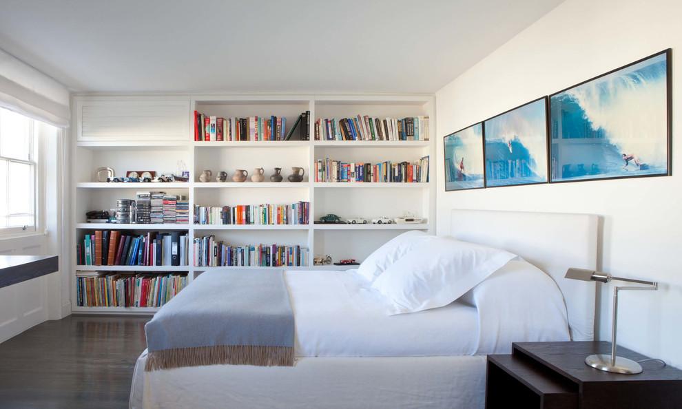 modern minimal interior design for bedroom