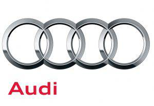 2009 current audi logo emblem 300x206