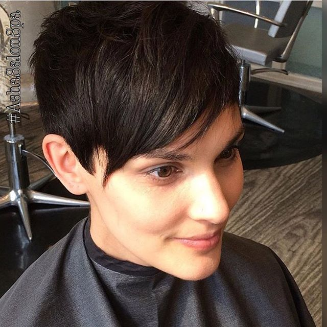 Silky Bob Haircut