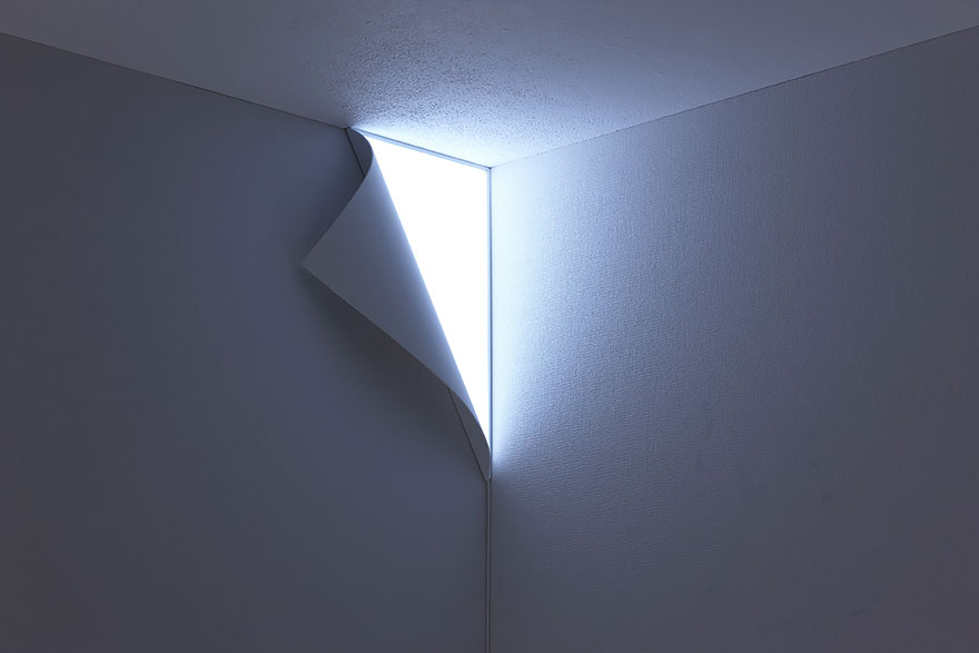 Peel Wall Lamp Ideas
