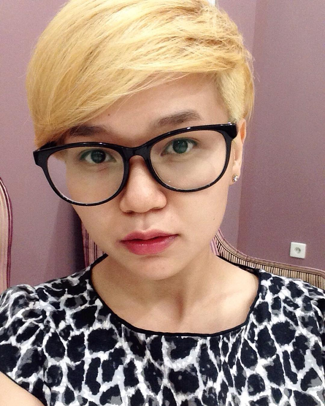 Golden Pixie Bob Hair