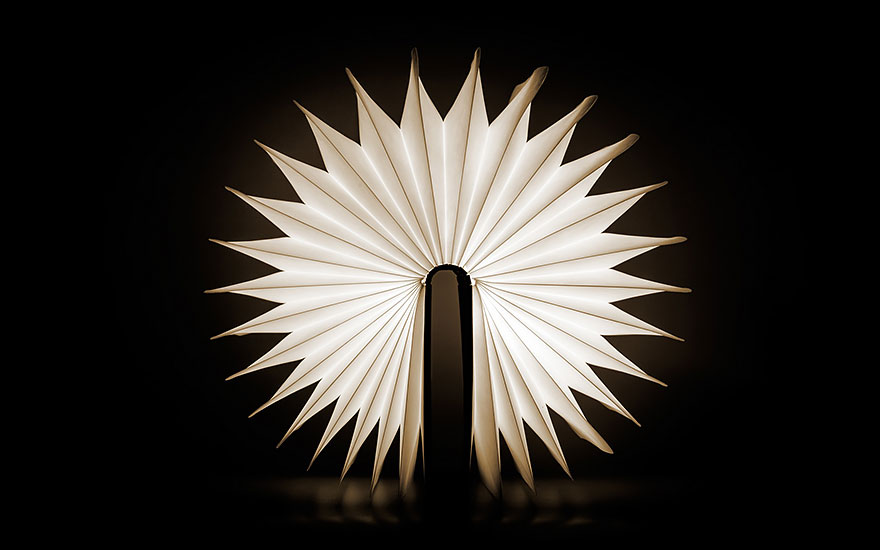 amazing book lamp design