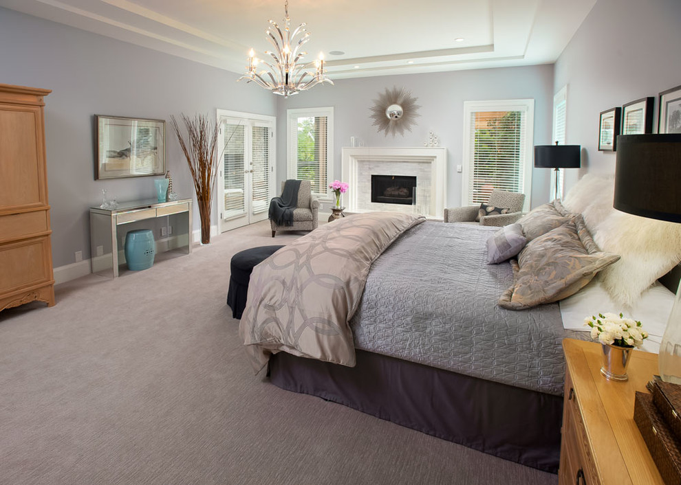 Fashionable Interior For Bedroom