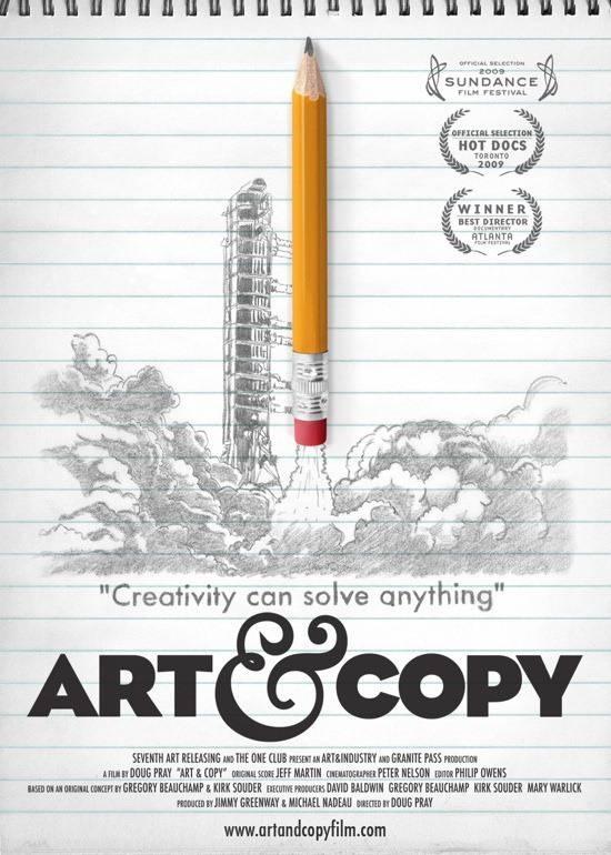 art copy poster