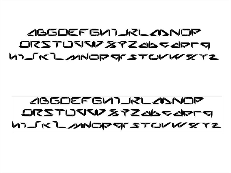 Free Ribbon Font