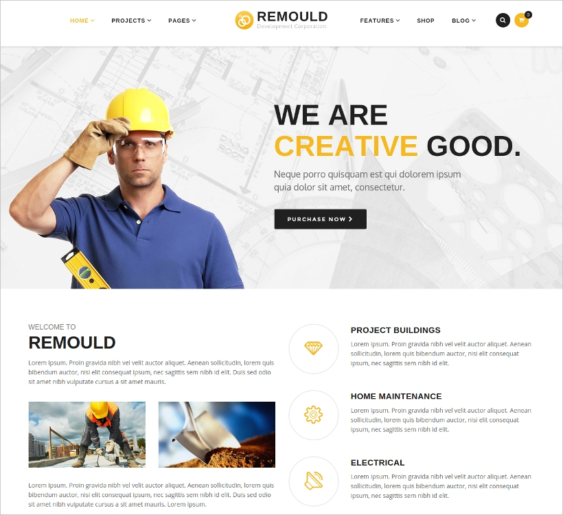 construction business wp theme1