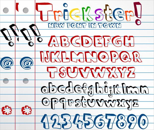Cool Doodle Font
