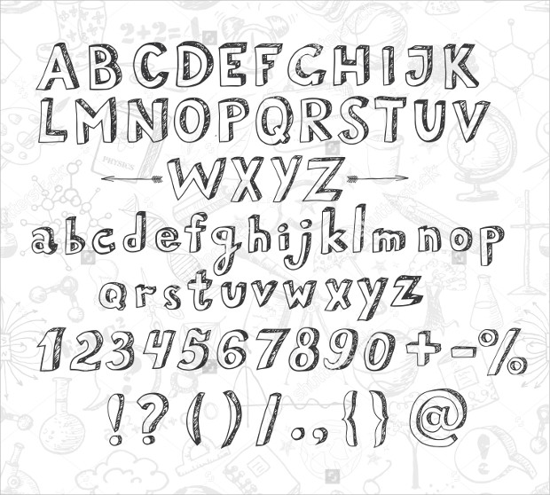 21+ Doodle Fonts - TTF OTF Download | Design Trends - Premium PSD Vector Downloads