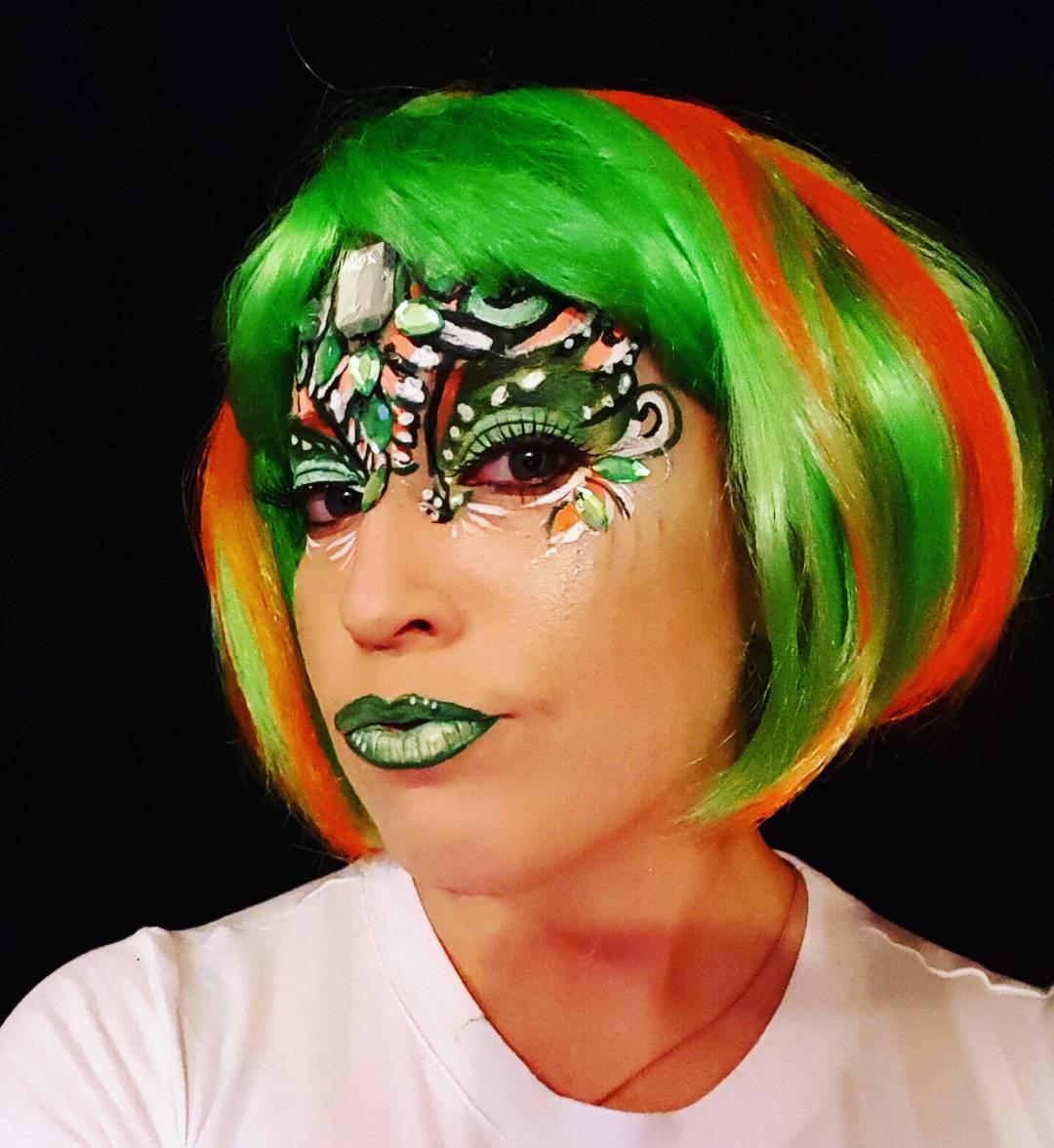 20+ Funny Makeup Designs, Trends, Ideas | Design Trends Simple Clown Makeup Men