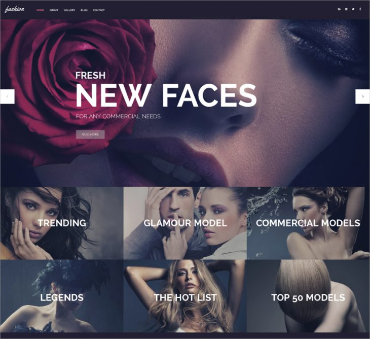 fashion spot website template e1461679852363
