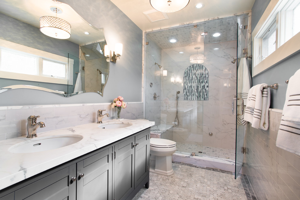 Traditional Modern Bathrooms traditional bathroom designs images - creditrestore
