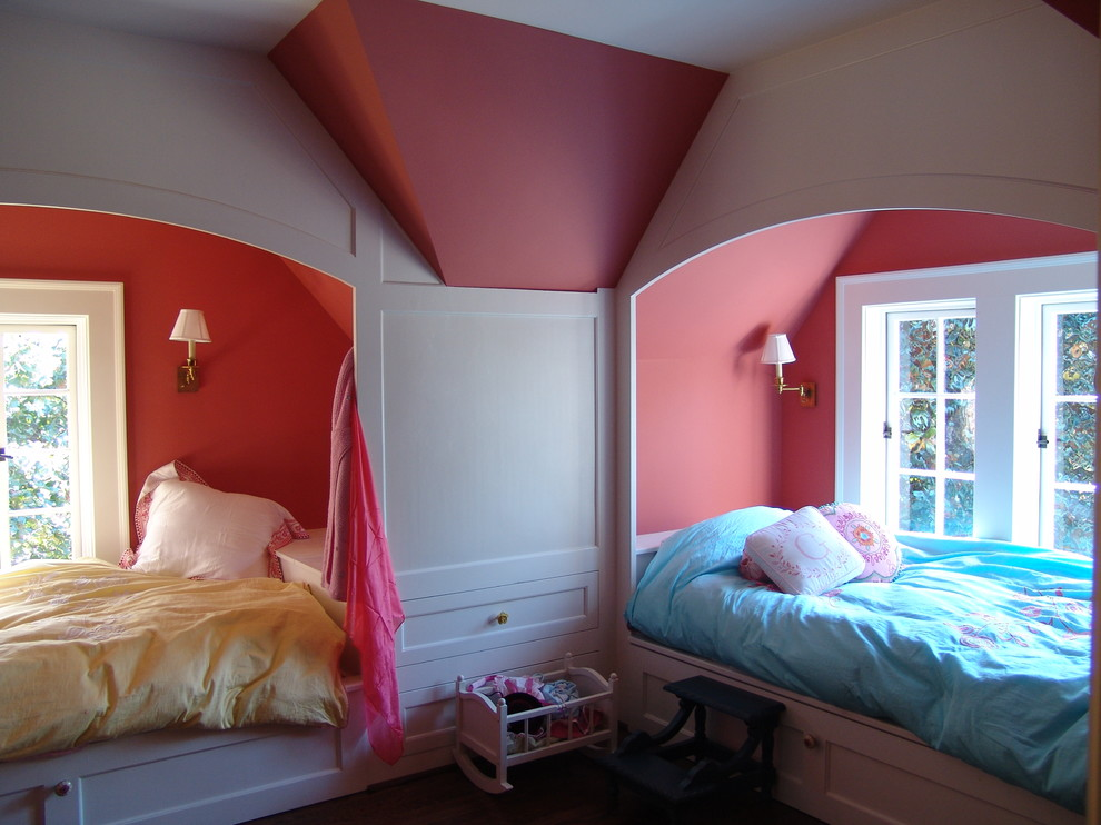 pretty bedroom design for little kids