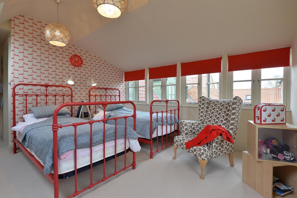 Young Girl Bedroom Design Idea