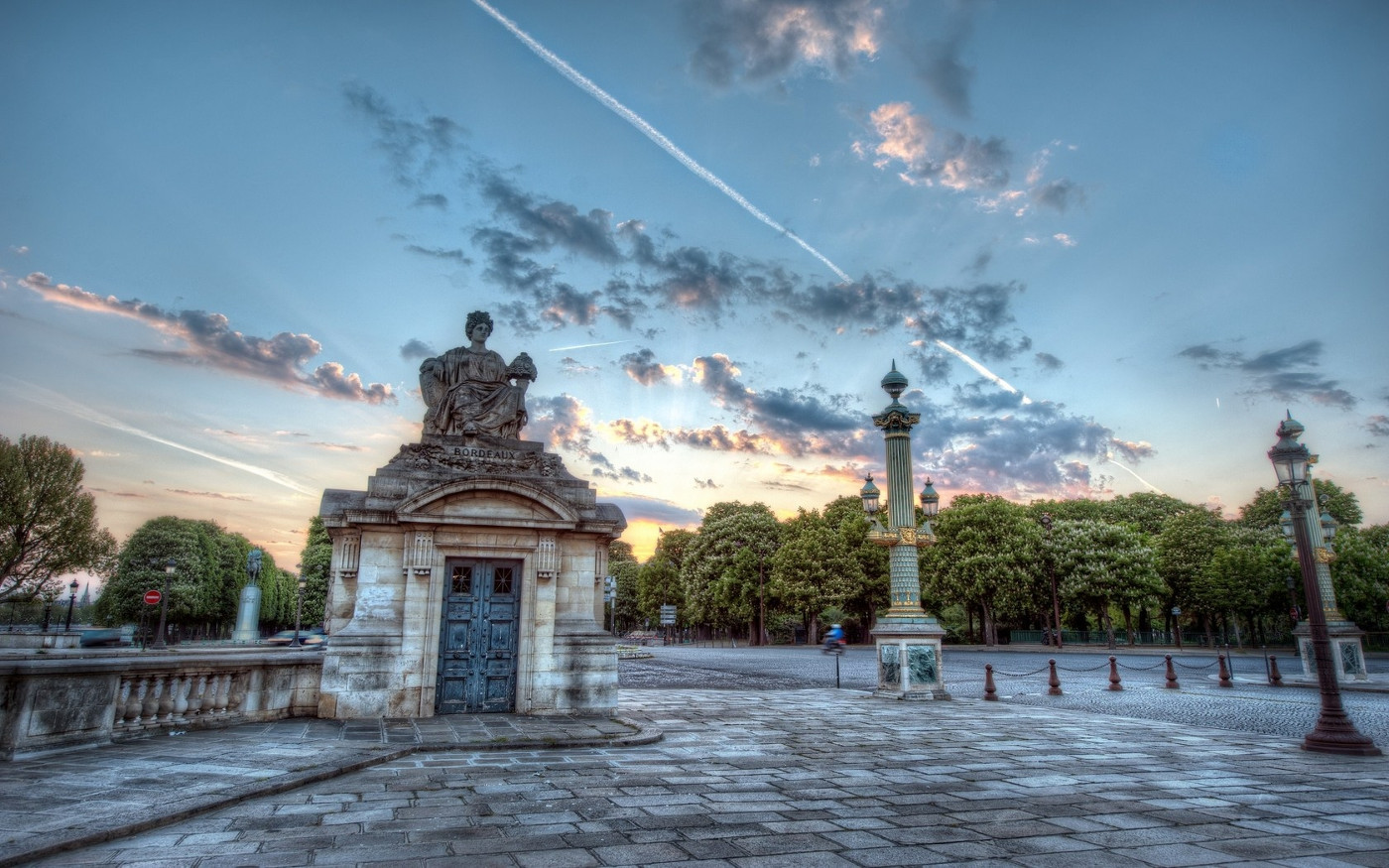 Dazzling Paris France Wallpaper
