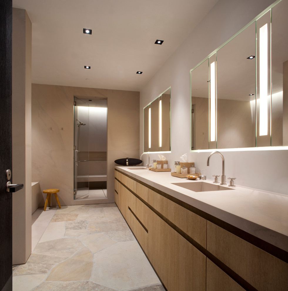 Bright Lighting Bathroom