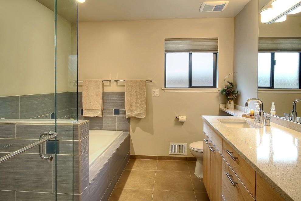 modernized lamp bathroom design
