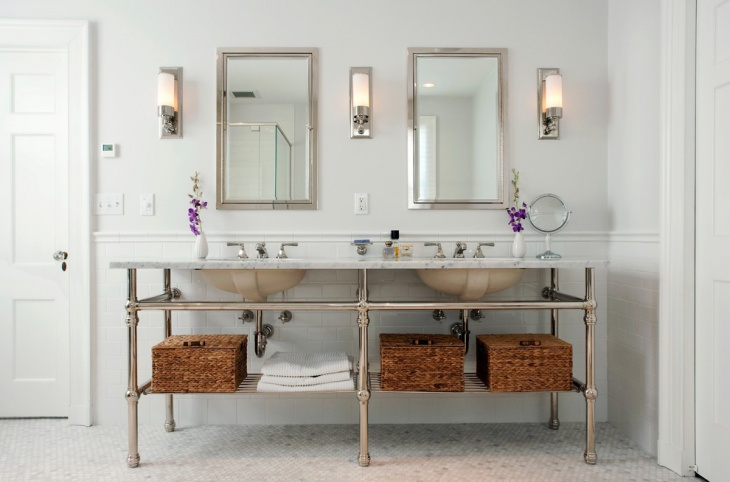 Vanities for Traditional Bathroom
