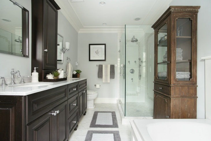 Slimline Batroom Cabinets
