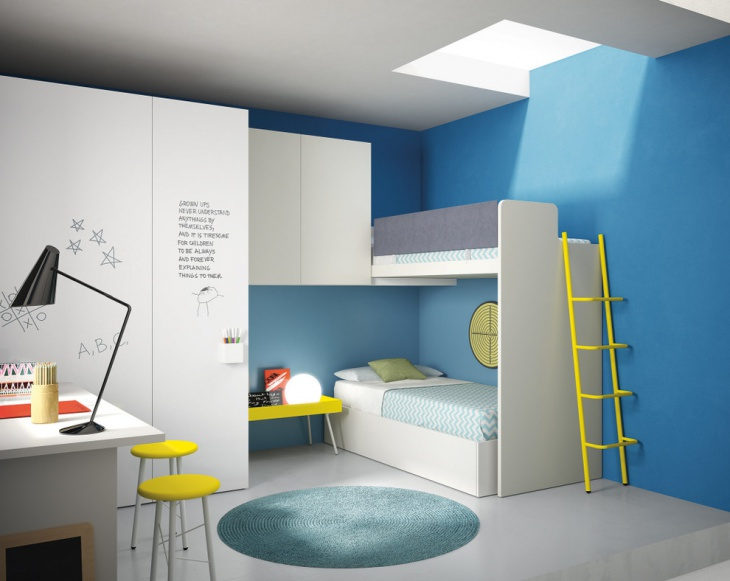 Beautiful kids Bedroom Design