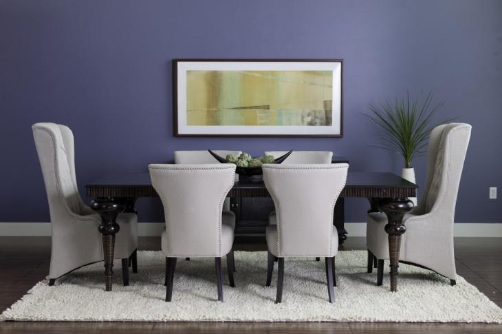 elegant dining scandinavian design