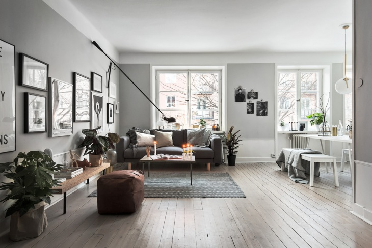 Scandinavian Interior Idea