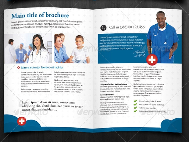 Pharmacy Brochure Design