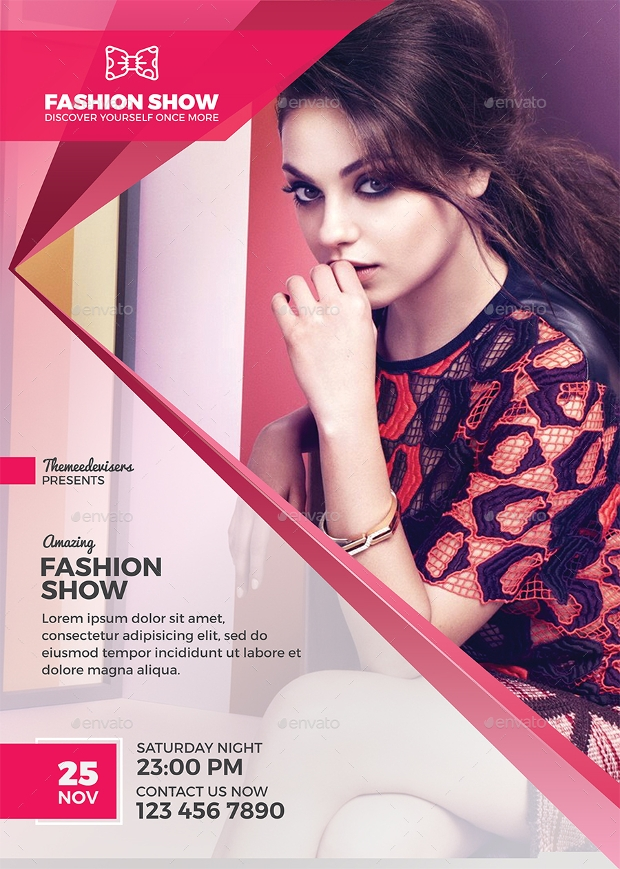 21+ Fashion Flyer Designs, PSD Download | Design Trends - Premium ...