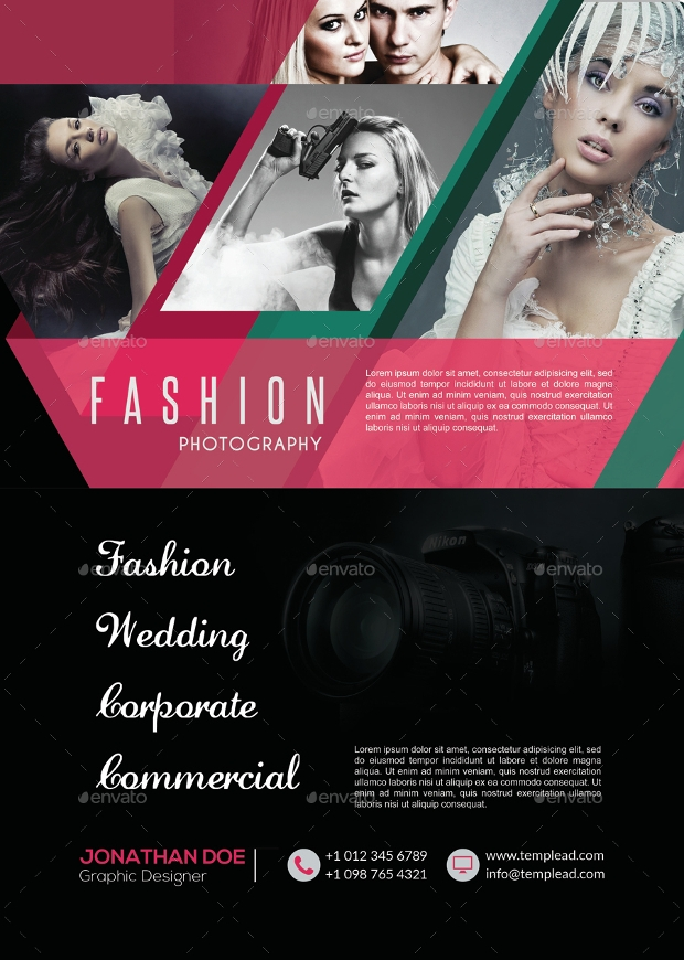 Fashion Flyer Designs Psd Download  Design Trends  Premium