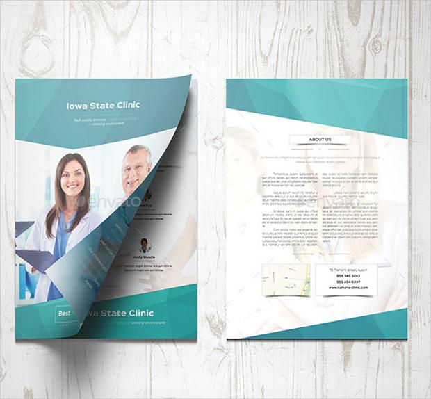 multipurpose medical brochure