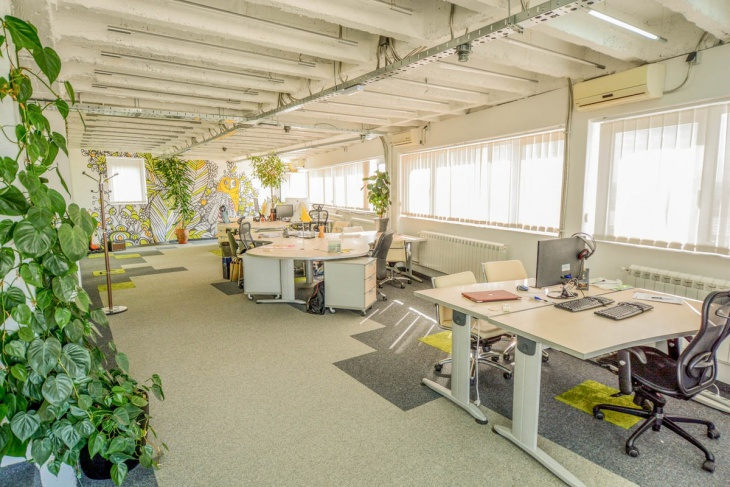 Attractive Office Design Idea