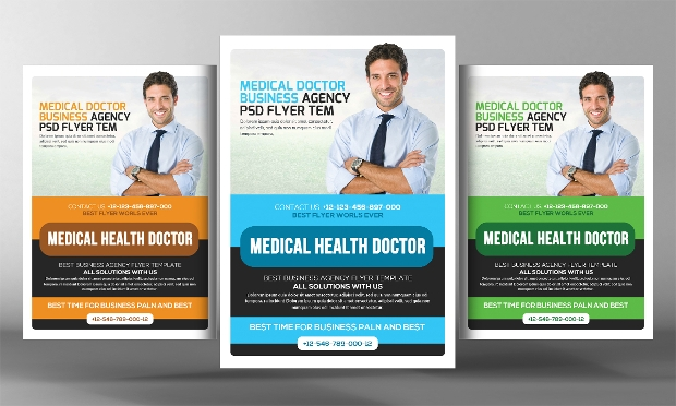 Medical Clinic Brochure Design