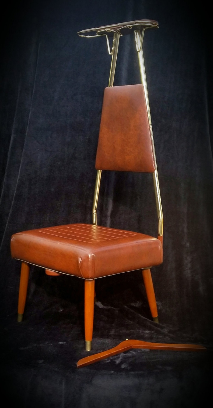 Awesome Danish Butler Chair for Gents