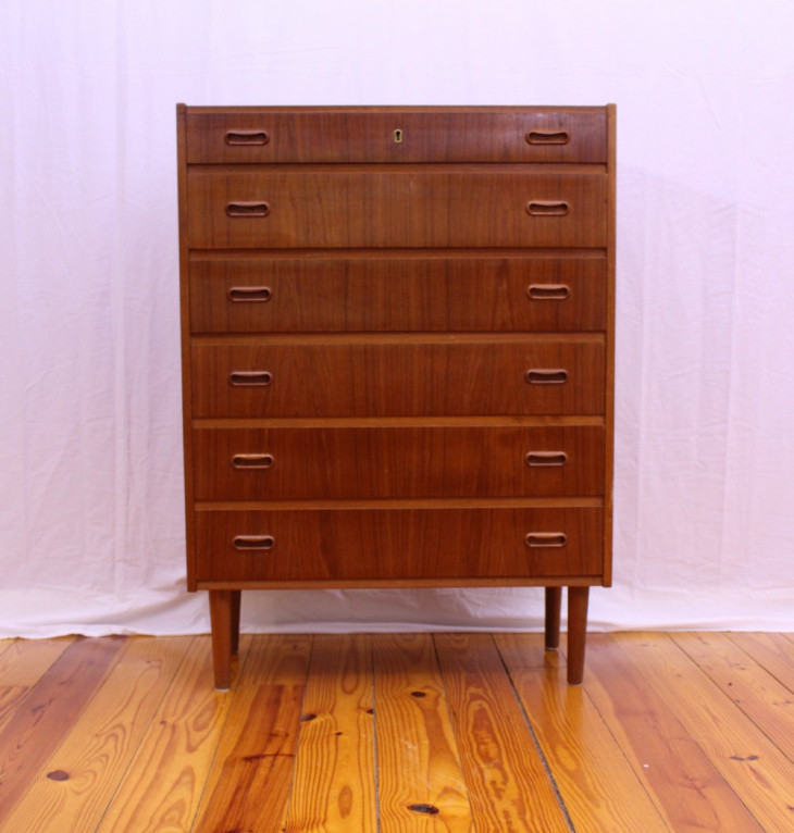 Danish Vintage Teak Drawers