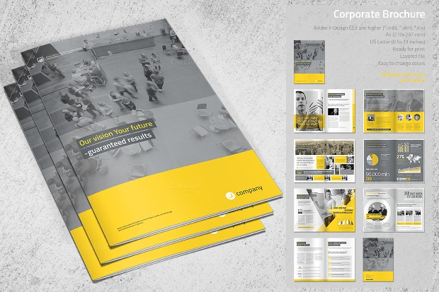 Perfect Corporate Brochure