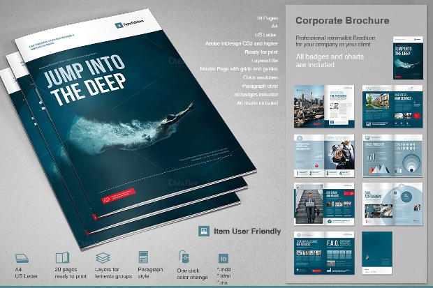 23 corporate brochure design psd download design trends