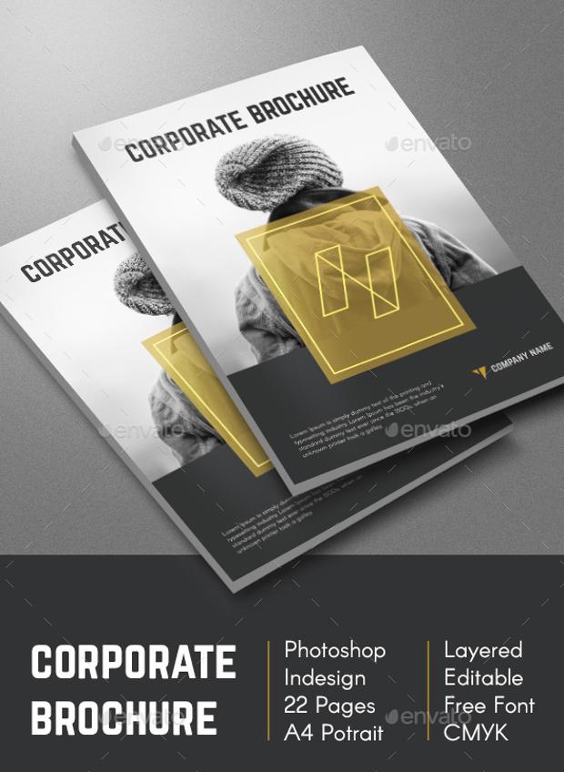 Classy Corporate Brochure