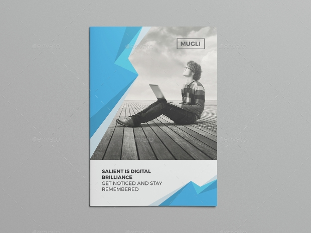 Editable Corporate Brochure