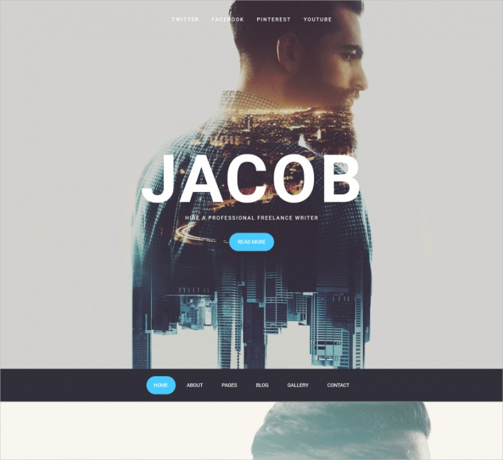 Joomla Template for Photographers