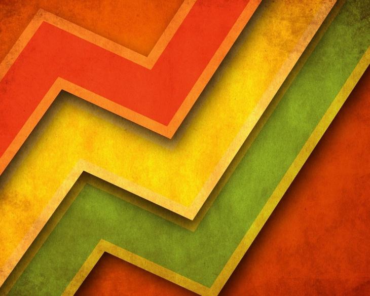 Abstract Grunge Wallpaper Pattern