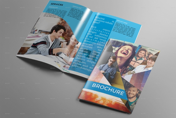 Attractive Business Brochure Design