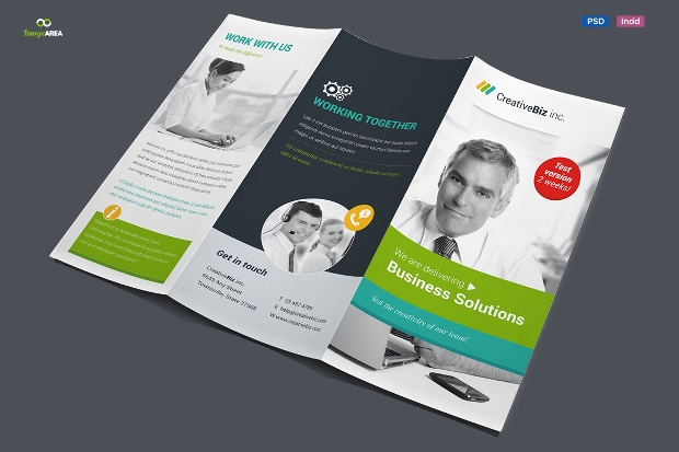 Trifold Business Brochure Bundle
