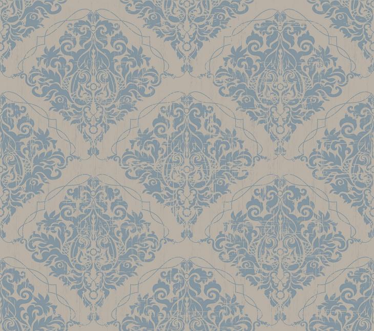 Seamless Grunge Wallpaper Pattern