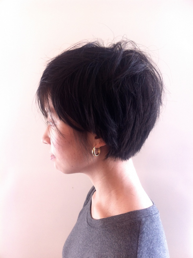 short bob black hairstyles
