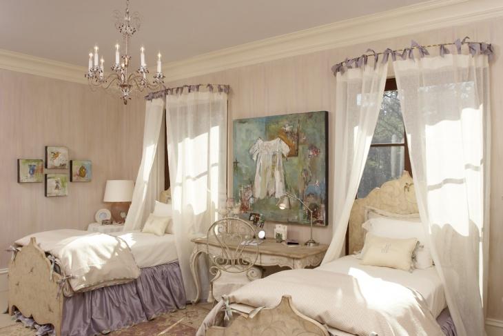 Shabby Chic Bedroom Furniture for Kids