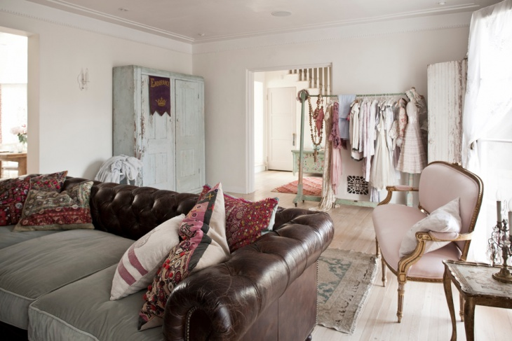 Shabby Chic Eclectic Bedroom Furniture