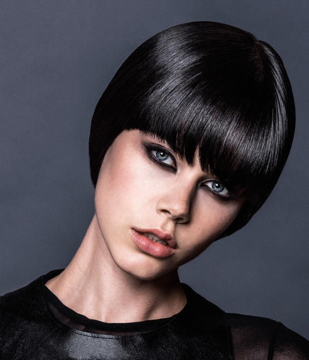 black bobs hairstyles