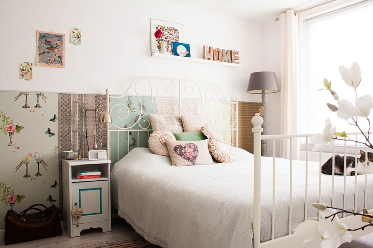 good shabby chic designs for bedroom furniture