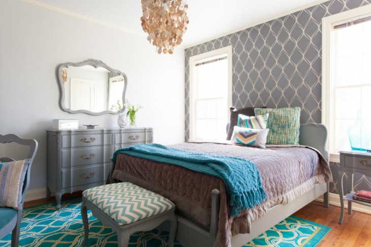 Teens Shabby Chic Bedroom Furniture Design