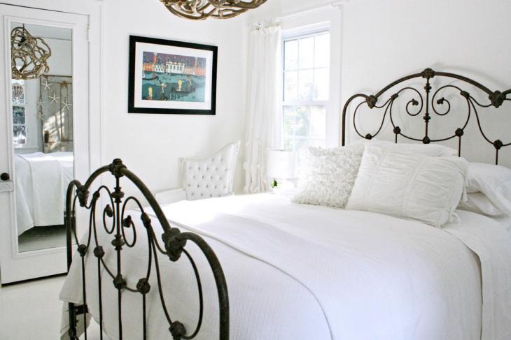 Dreamy White Bedroom Furniture